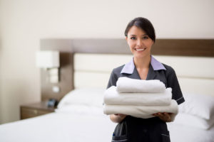 Hospitality services and products